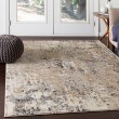 Product Image of Beige, Taupe, Camel Abstract Area Rug