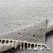 Product Image of Charcoal, Medium Gray Moroccan Area Rug