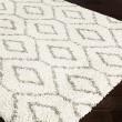 Product Image of Taupe, Khaki, White Geometric Area Rug