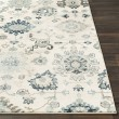Product Image of Medium Gray, Ivory, Camel, Black (MEP-2307) Traditional / Oriental Area Rug