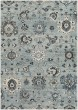 Product Image of Traditional / Oriental Medium Gray, Teal, Denim, Navy (MEP-2309) Area Rug