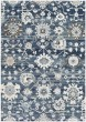 Product Image of Traditional / Oriental Medium Gray, Teal, Denim, Navy (MEP-2310) Area Rug