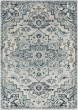 Product Image of Traditional / Oriental Medium Gray, Denim, Teal, Navy (MEP-2313) Area Rug