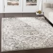 Product Image of Camel, Ivory, Black (MEP-2314) Traditional / Oriental Area Rug