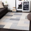 Product Image of Light Gray, Taupe, Beige (CIT-2344) Geometric Area Rug