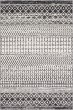 Product Image of Moroccan Black, Light Gray, Medium Gray (ELZ-2307) Area Rug