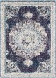 Product Image of Mandala Navy, Teal, Pale Blue (LAL-2322) Area Rug