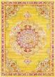Product Image of Bohemian Saffron, Bright Yellow, Bright Orange (MRC-2325) Area Rug