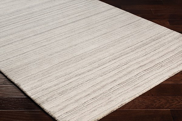 Light Grey, Cream, Black (AYT-1005) Casual Area Rug