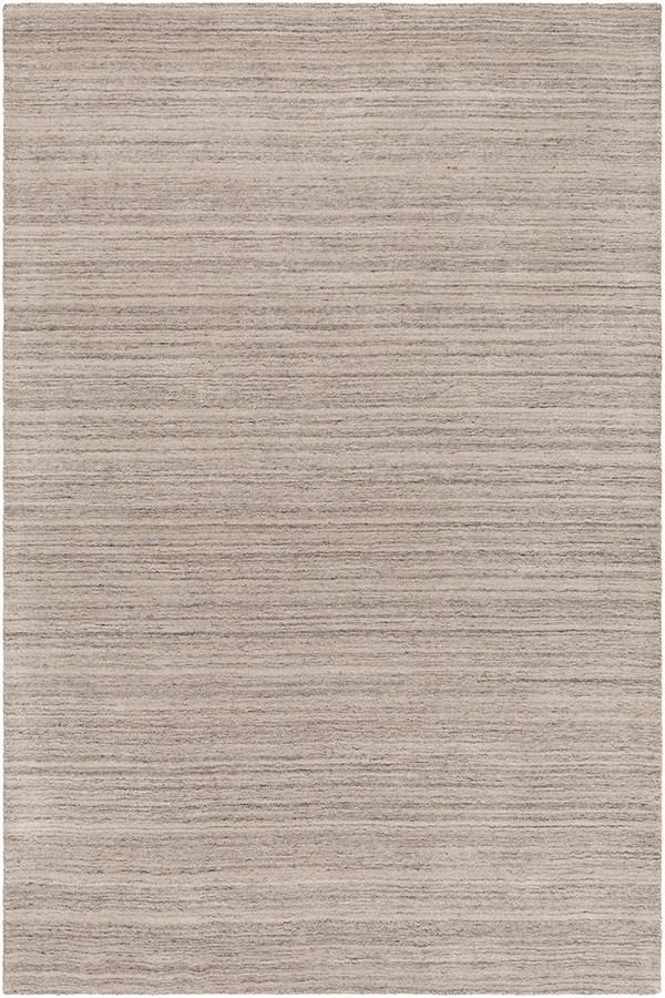 Taupe, Medium Grey, Charcoal (AYT-1000) Casual Area Rug