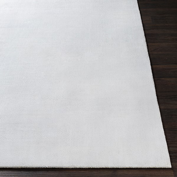 White (WLK-1000) Casual Area Rug