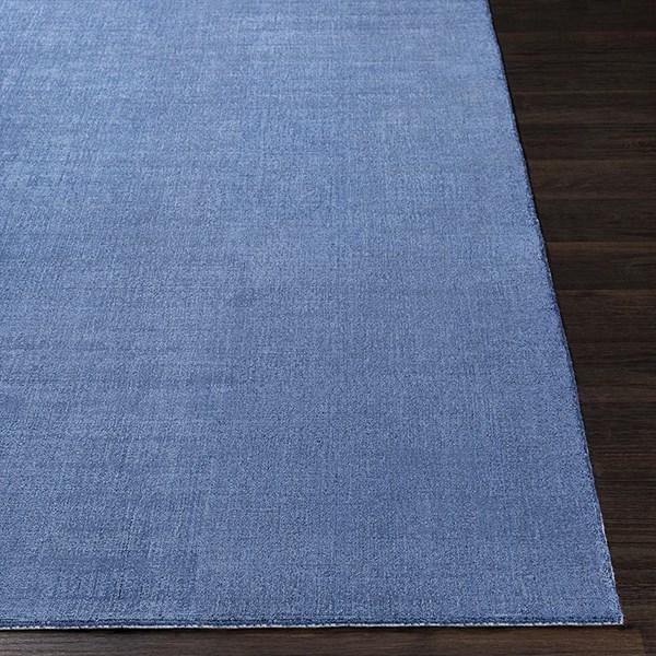 Dark Blue (WLK-1001) Casual Area Rug