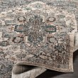 Product Image of Camel, Teal, Grey Vintage / Overdyed Area Rug
