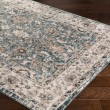 Product Image of Teal, Taupe, Grey Vintage / Overdyed Area Rug