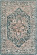 Product Image of Teal, Camel, Grey Vintage / Overdyed Area Rug
