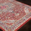Product Image of Bright Red, Saffron, Wheat (BOM-2307) Bohemian Area Rug