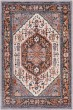 Product Image of Traditional / Oriental Grey, Orange, Navy (PIA-2308) Area Rug