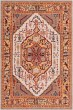 Product Image of Traditional / Oriental Blush, Orange, Red (PIA-2310) Area Rug