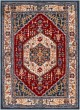 Product Image of Navy, Red, Orange (PIA-2311) Traditional / Oriental Area Rug