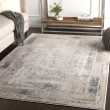 Product Image of Ivory, Charcoal, Camel Rustic / Farmhouse Area Rug
