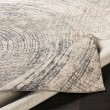 Product Image of Charcoal, Camel, Ivory Abstract Area Rug