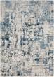 Product Image of Contemporary / Modern Denim, Dark Blue, Medium Grey (QUA-2303) Area Rug