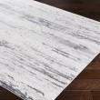 Product Image of Charcoal, Grey, White Abstract Area Rug
