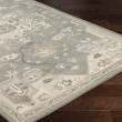 Product Image of Taupe, Black, Dark Brown Traditional / Oriental Area Rug