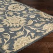 Product Image of Navy, Tan, Camel Traditional / Oriental Area Rug