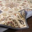 Product Image of Tan, Rust, Denim Traditional / Oriental Area Rug