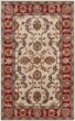 Product Image of Traditional / Oriental Red, Teal, Khaki (JUS-1208) Area Rug