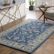 Product Image of Navy, Light Grey, Khaki (JUS-1210) Traditional / Oriental Area Rug