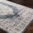 Product Image of Grey, Charcoal, Black Vintage / Overdyed Area Rug