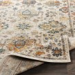 Product Image of Cream, Blue, Orange Traditional / Oriental Area Rug