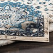 Product Image of Ivory, Blue, Brown Vintage / Overdyed Area Rug