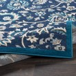 Product Image of Blue, Ivory, Grey Traditional / Oriental Area Rug
