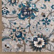 Product Image of Grey, Brown, Blue Traditional / Oriental Area Rug