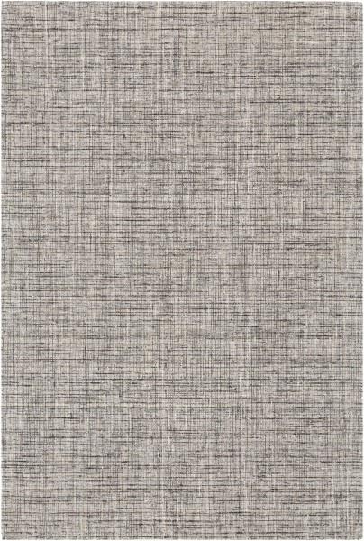 Brown, Grey, Cream Natural Fiber Area Rug