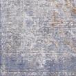 Product Image of Blue, Orange, Cream Vintage / Overdyed Area Rug