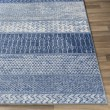 Product Image of Blue, Navy, Cream Transitional Area Rug