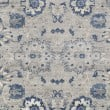 Product Image of Grey, Blue, Cream Traditional / Oriental Area Rug