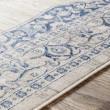 Product Image of Blue, Cream, Grey Vintage / Overdyed Area Rug