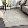 Product Image of Cream (MRO-2300) Transitional Area Rug
