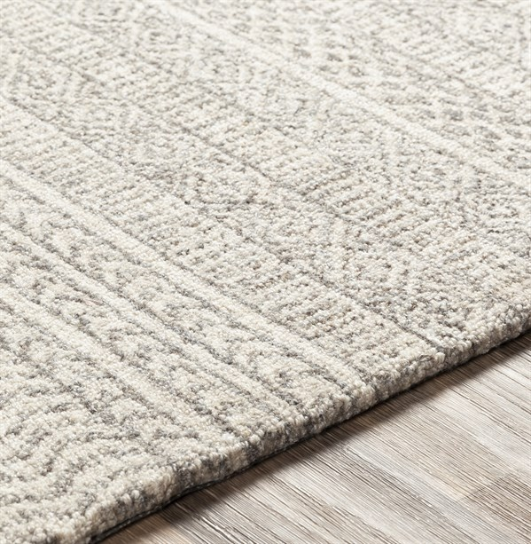 Grey (MRO-2303) Transitional Area Rug