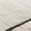 Product Image of Grey (MRO-2303) Transitional Area Rug