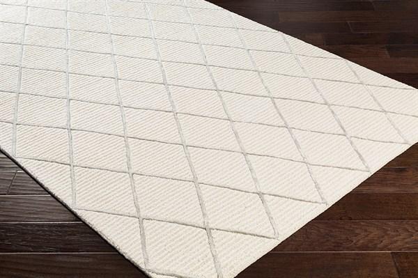 Cream (ENS-2303) Transitional Area Rug