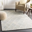 Product Image of Blue (ENS-2304) Transitional Area Rug