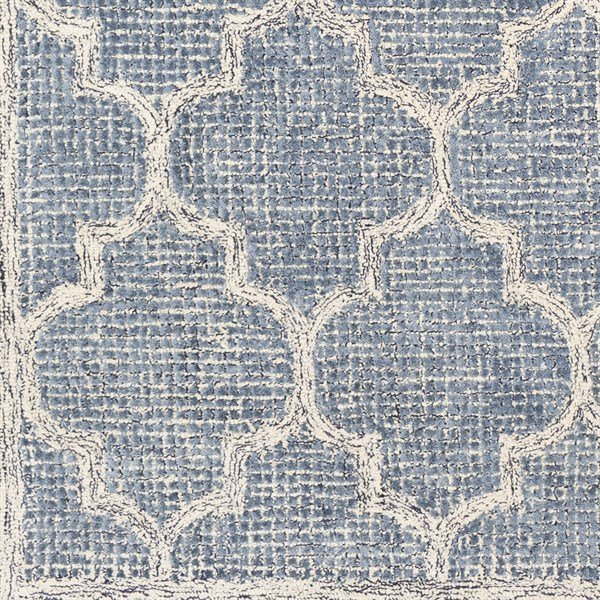 Blue (STA-2300) Transitional Area Rug