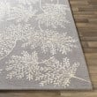 Product Image of Grey (STA-2302) Floral / Botanical Area Rug
