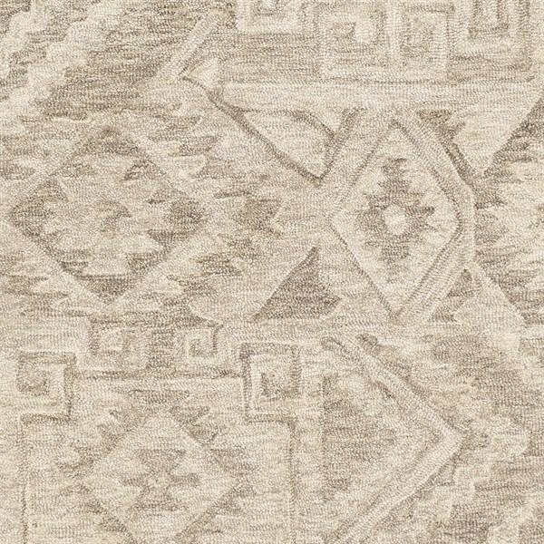 Camel (WLY-2303) Southwestern / Lodge Area Rug